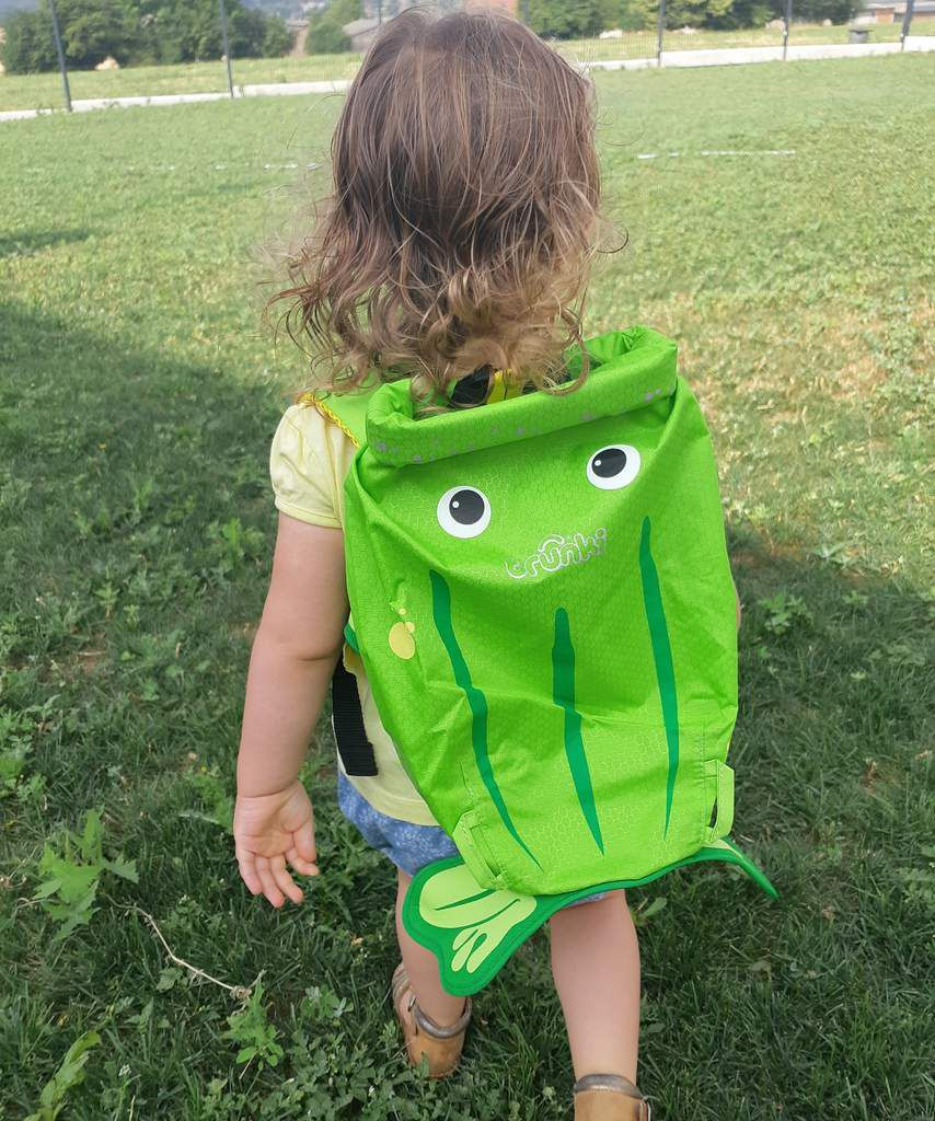 Sac, grenouille, Trunki, kids