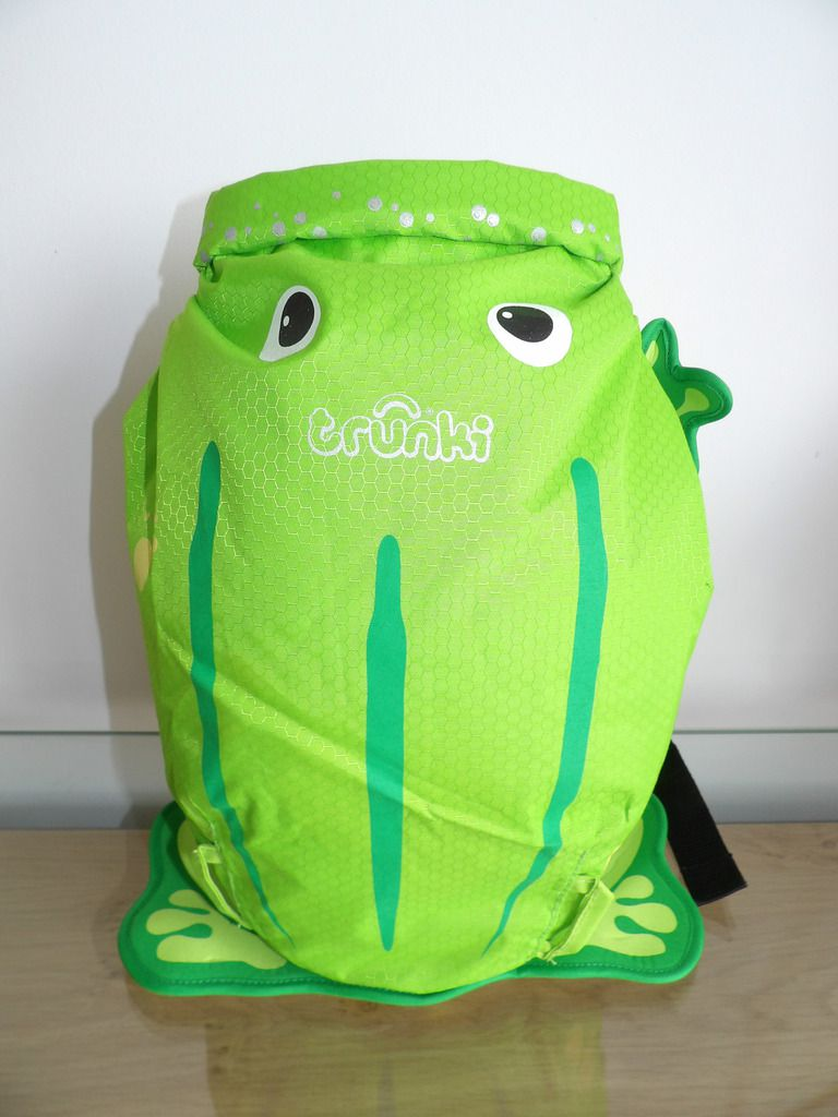 sac grenouille, trunki, kids