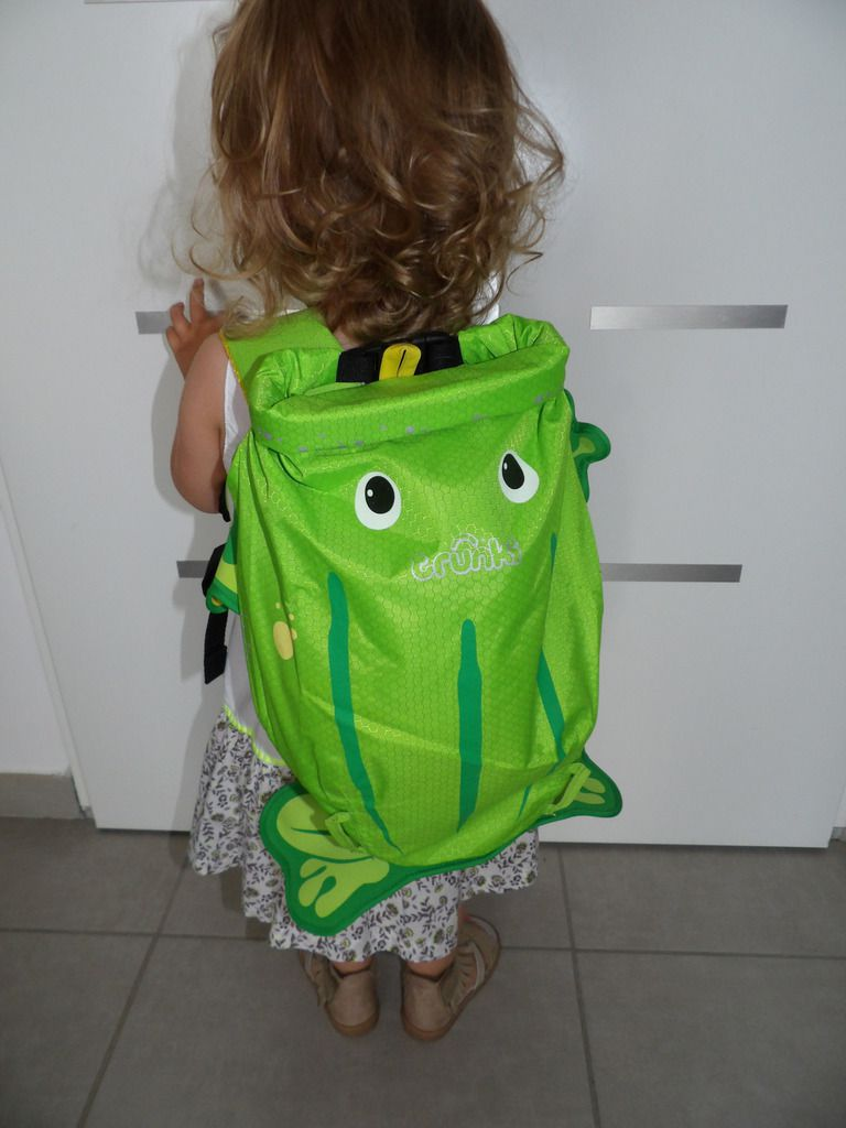 sac grenouille trunki