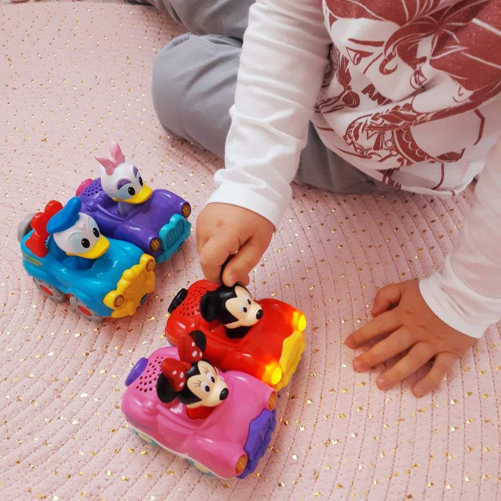 Tuttutbolides Disney, Mickey, minnie, idées cadeaux noël, vtech