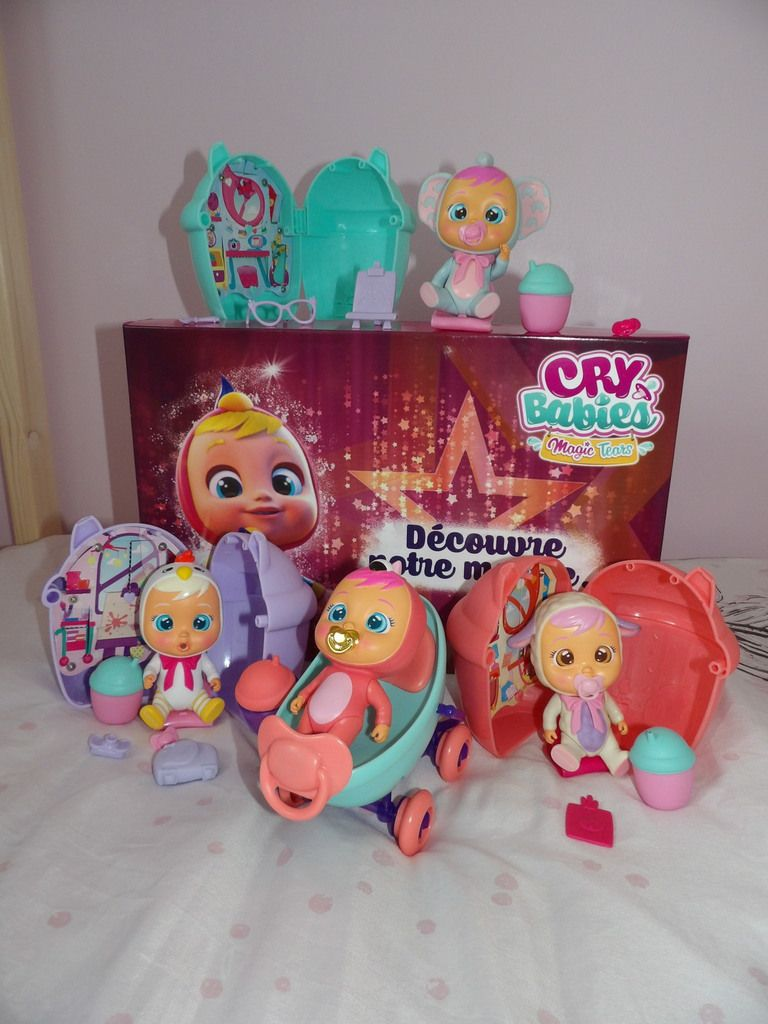 cry babies, IMC Toys, Série Youtube