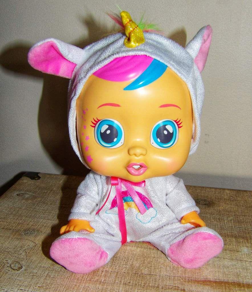 Cry babies, IMC Toys, enfant, jouet, série