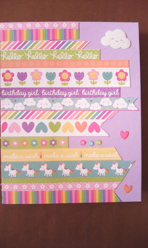 monthly card kit september 2017