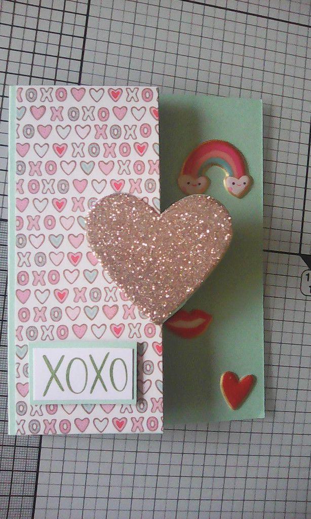 kit mensuel Simon Says Stamp janvier 2018 : thème Saint Valentin