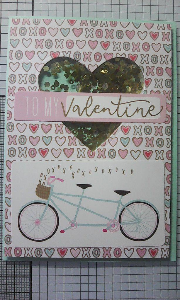 10 cartes à partir du kit du mois de février de Crafty Ola Store