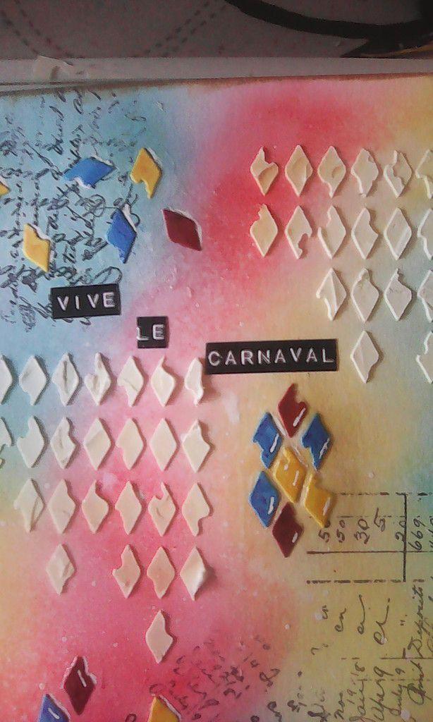 Art Journal: le Carnaval