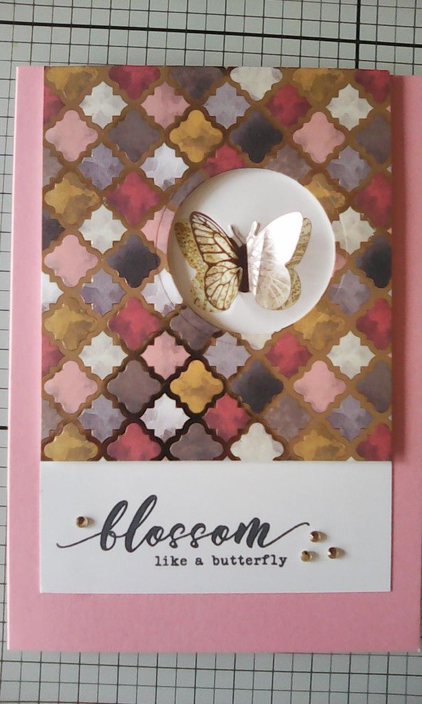Kit mensuel du Crafty Ola Store : avril  2018