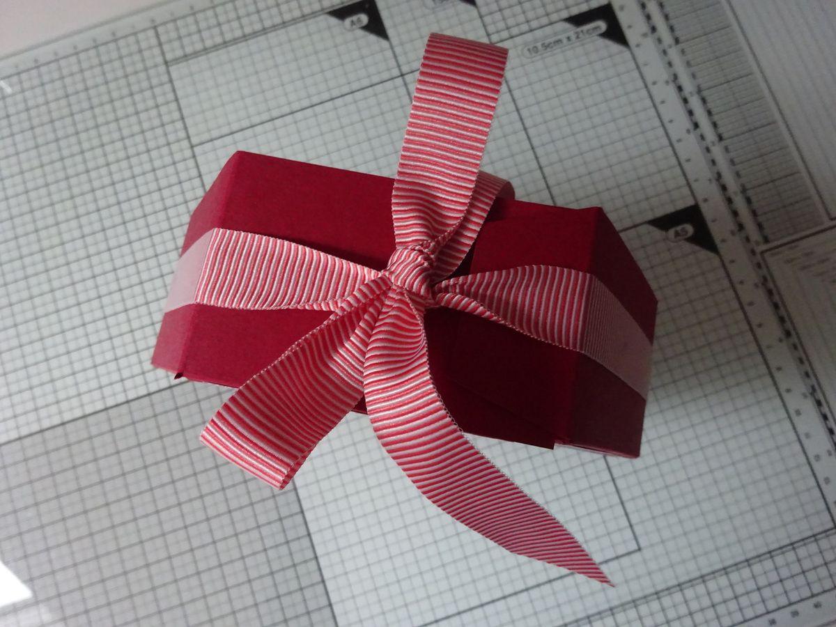 Compte à rebours # 24: les boîtes triangulaires
