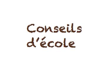 COMPTE RENDU DU CONSEIL DE L'ÉCOLE SALENGRO DU 26 MARS 2018
