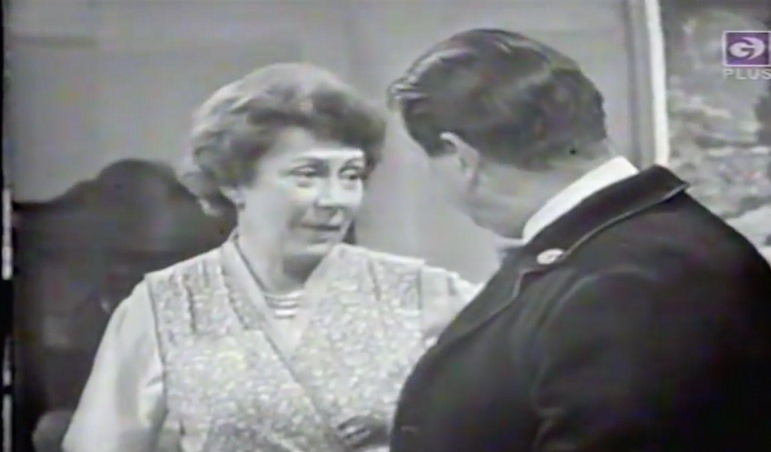Diffusion : 20 janvier 1961 - 6ème épisode de la saison 2