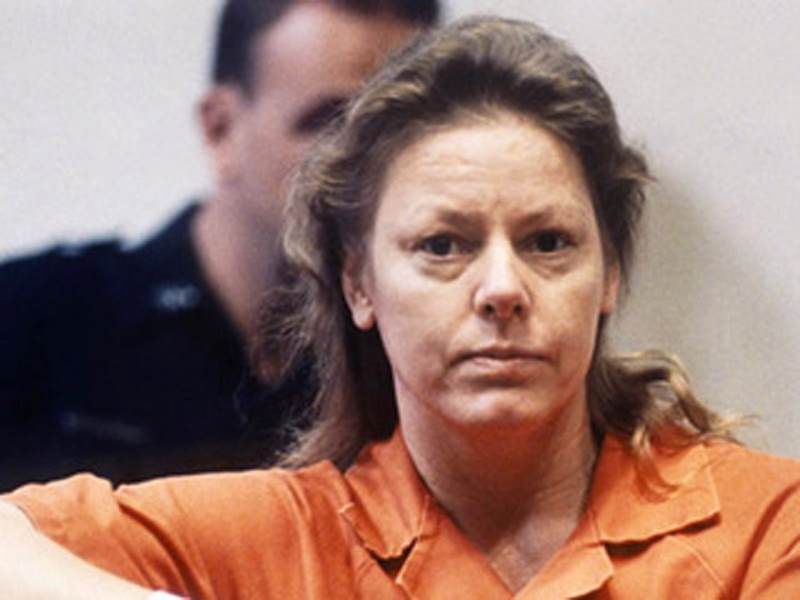 Aileen Wuornos, la demoiselle de la mort