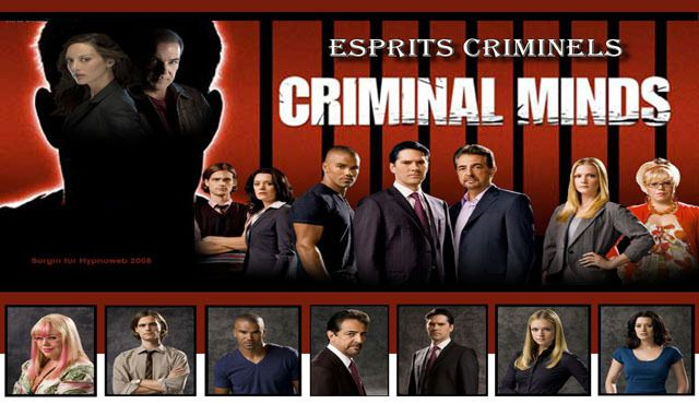 Esprits criminels - criminal minds