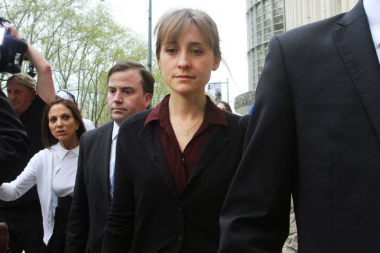 """allison-mack-secte-nexivm-au-tribunal-federal-court-in-brooklyn-reuters-2-crimino-psychologie.com"""