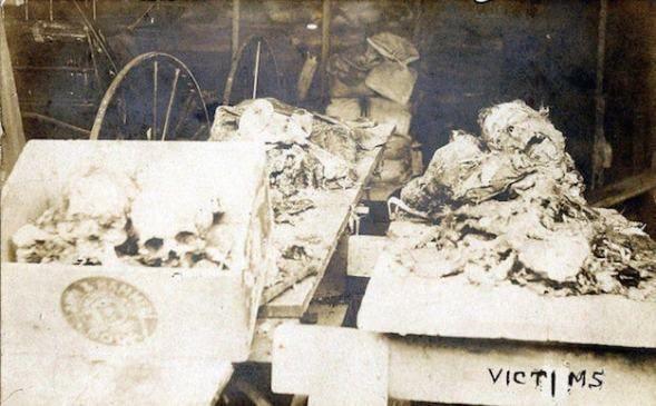 ferme-la-scene-de-crime-restes-belle-gunness-1908-psycho-criminologie.com