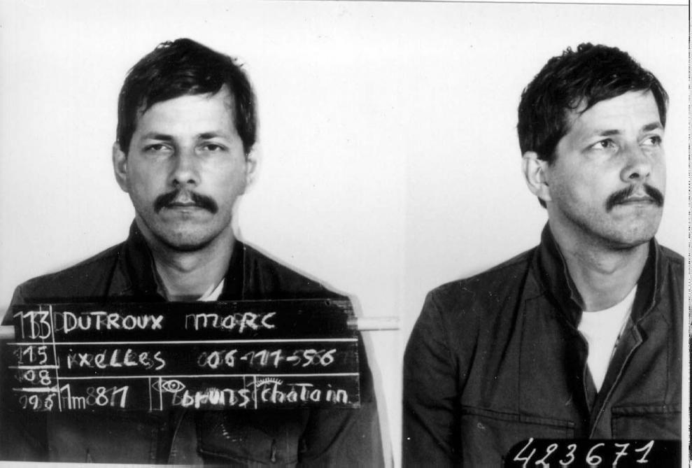"""""""marc dutroux il y a 15 ans arrestation"""" """"psycho-criminologie.com"""""""