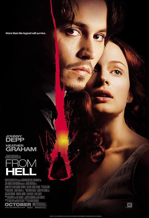 """""""From Hell"""" """"affiche"""" """"psycho-criminologie.com"""""""