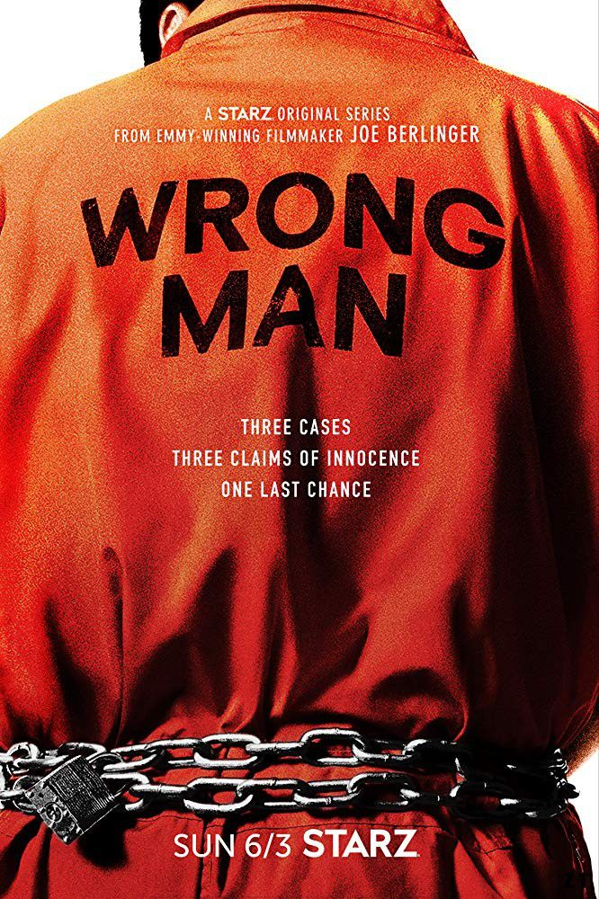 """Wrong man"" - saison 1 -"" www.psycho-criminologie.com"""