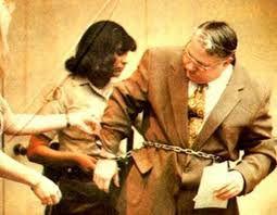 William Suff à son procès