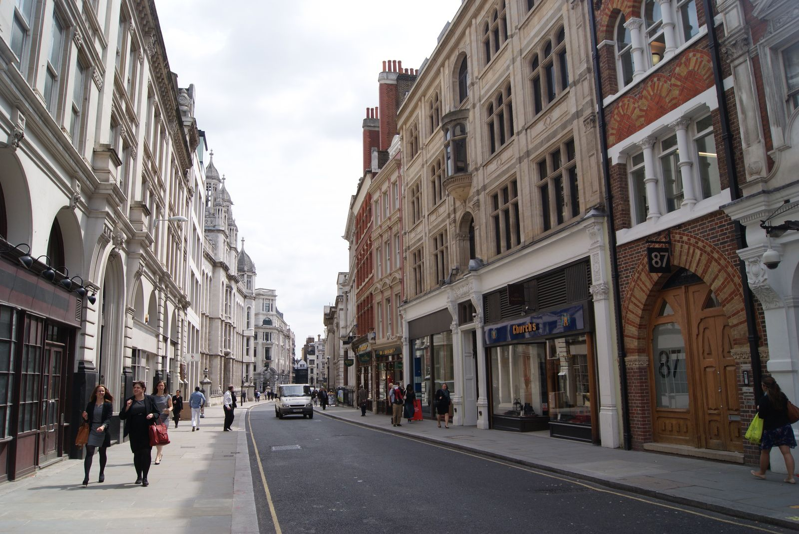 Chancely Lane, Londres