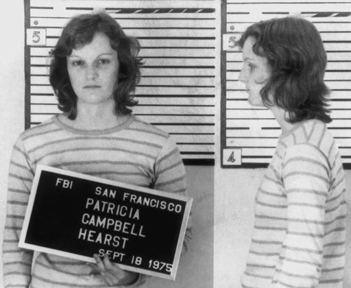 "Patricia Campbell Hearst ""Patty Hearst"" ""syndrome de Stockholm"" - www.psycho-criminologie.com"""
