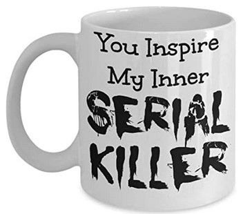 "Mug ""inner assassin"""