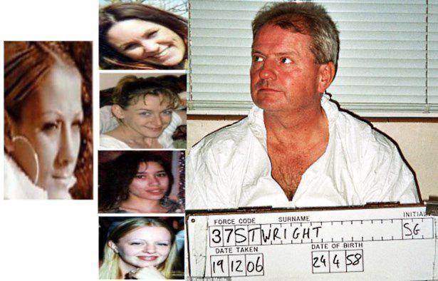 """""""Steven Wright portrait tueur en série"""" """"www.psycho-criminologie.com"""""""
