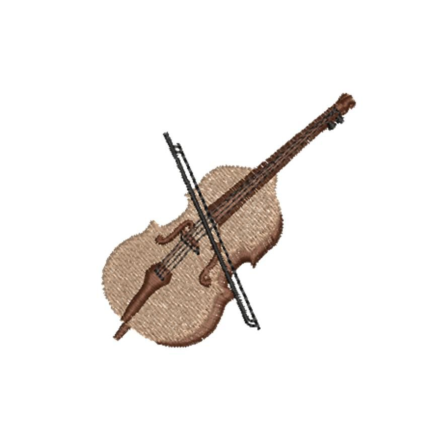 BRODERIE VIOLONCELLE