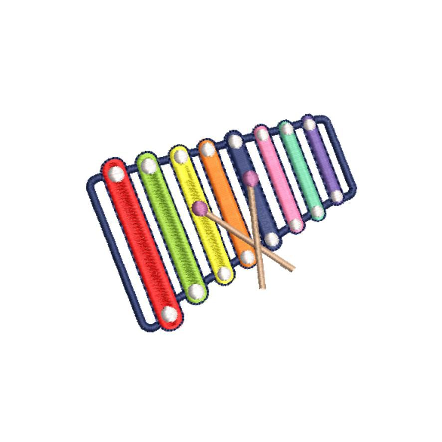 BRODERIE XYLOPHONE