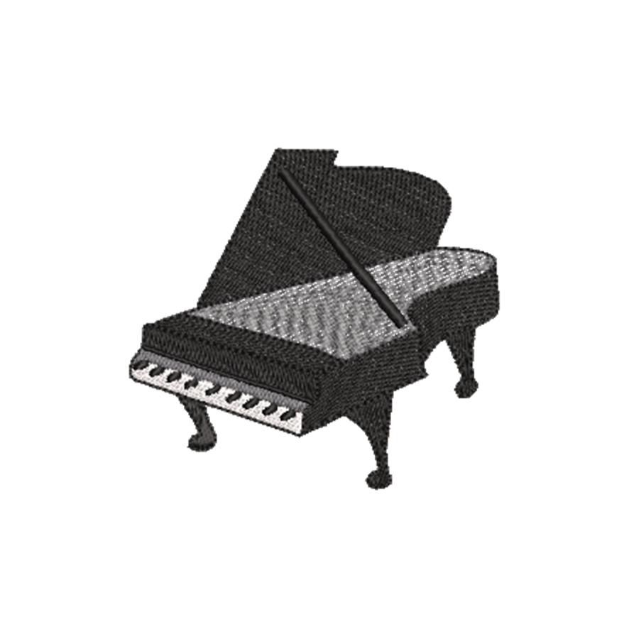 BRODERIE PIANO
