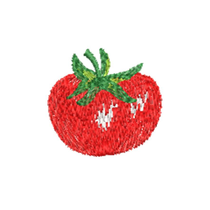 BRODERIE TOMATE