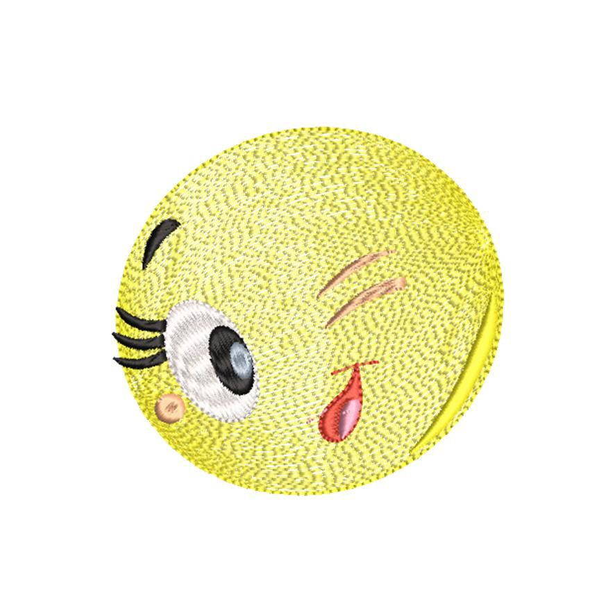 BRODERIE SMILEY 1