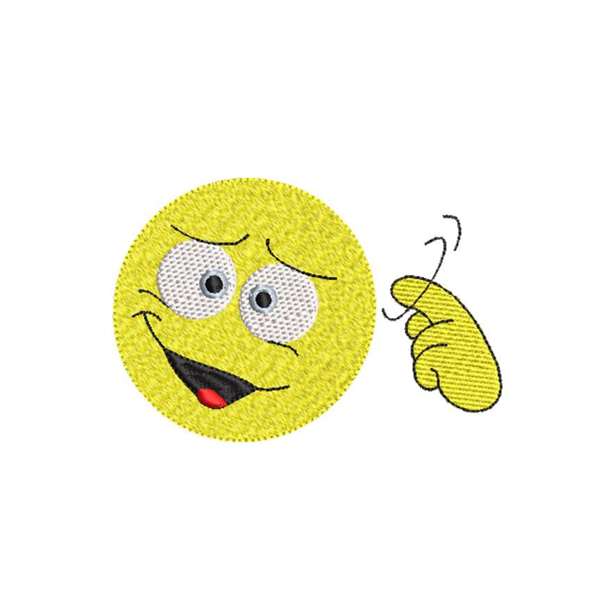 BRODERIE SMILEY 4