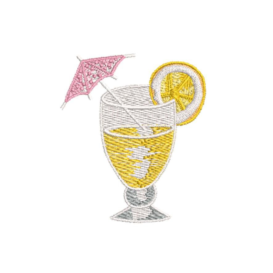 BRODERIE VERRE COCKTAIL