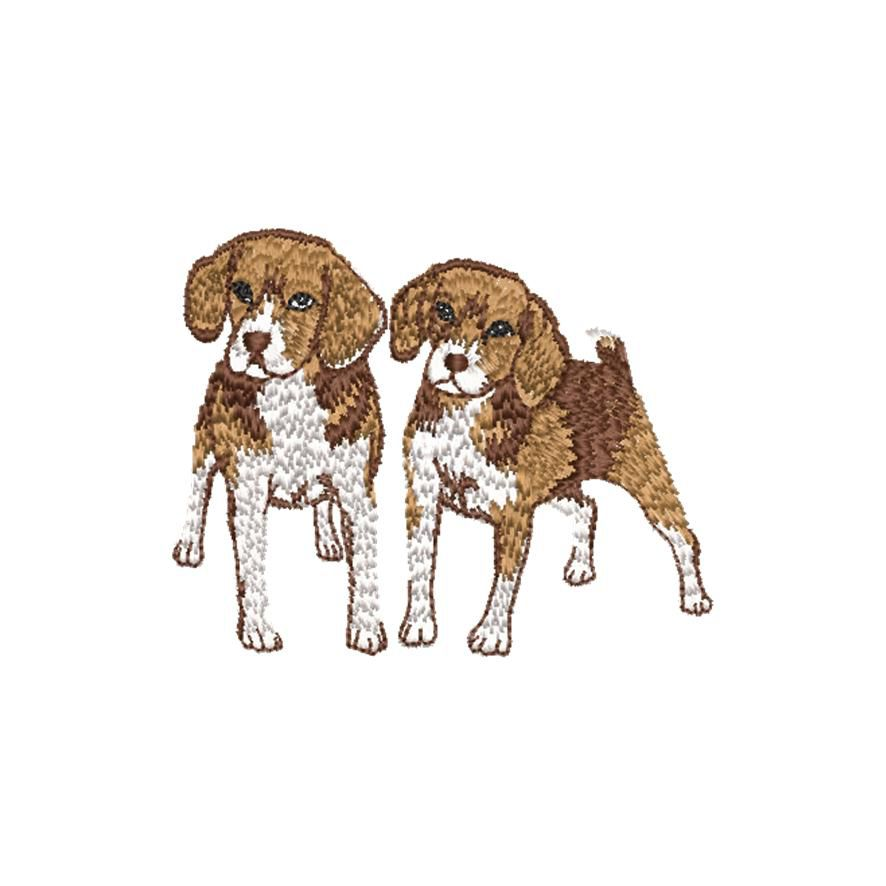 BRODERIE CHIOTS