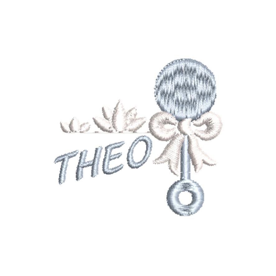 BRODERIE HOCHET THEO