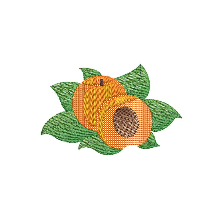 BRODERIE ABRICOTS