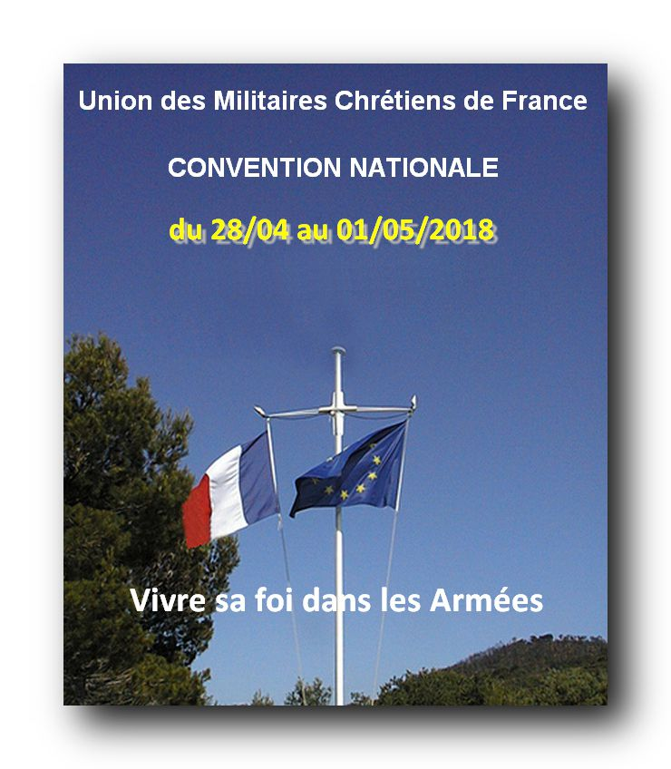 Convention Nationale de l'UMCF 2018
