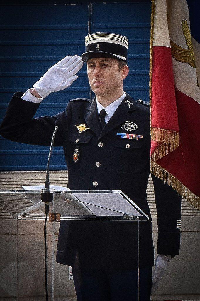Lt. colonel Arnaud BELTRAME