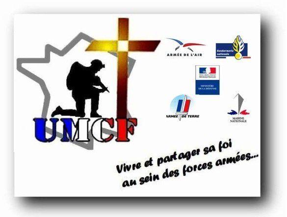 l'Union des Militairtes Chrétiens de France a été créée en 1986