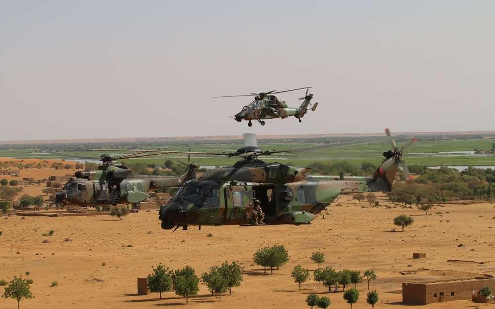 Hélicoptère Tigre Cougar et Caïman