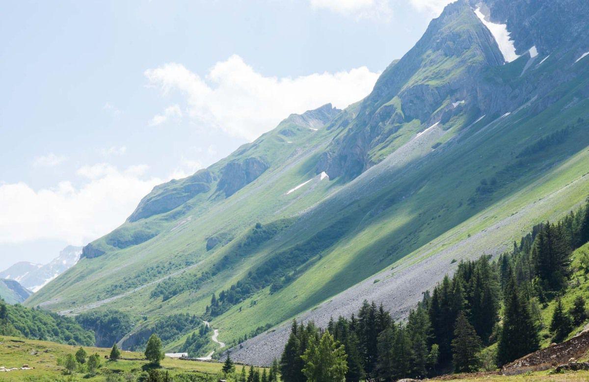 Vallée des Prioux - Vanoise - Pralognan