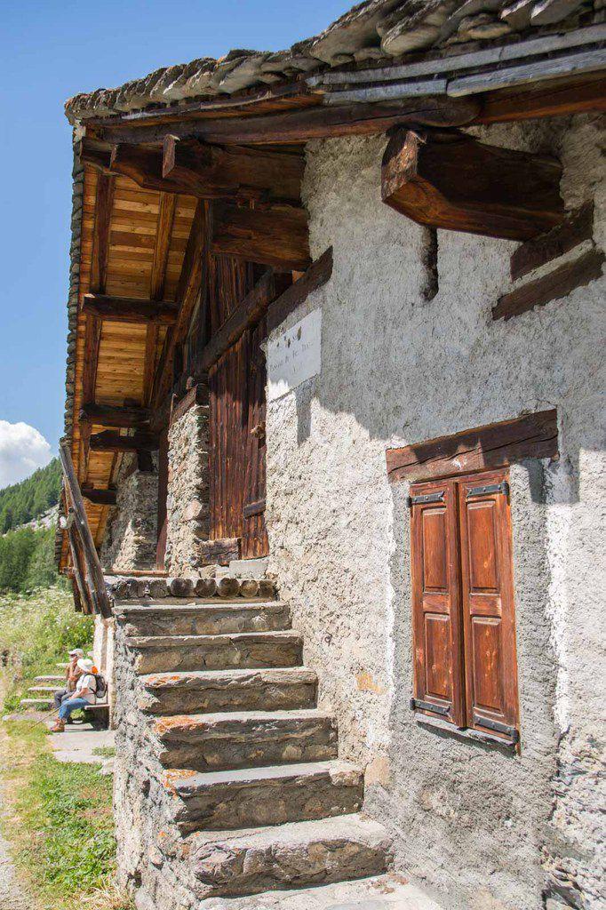 Le Monal village classé de Haute Tarentaise