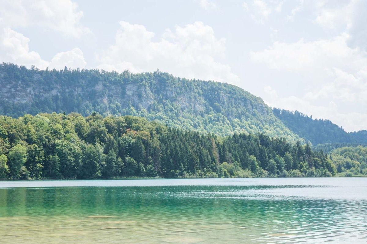 Le Haut Jura et ses lacs