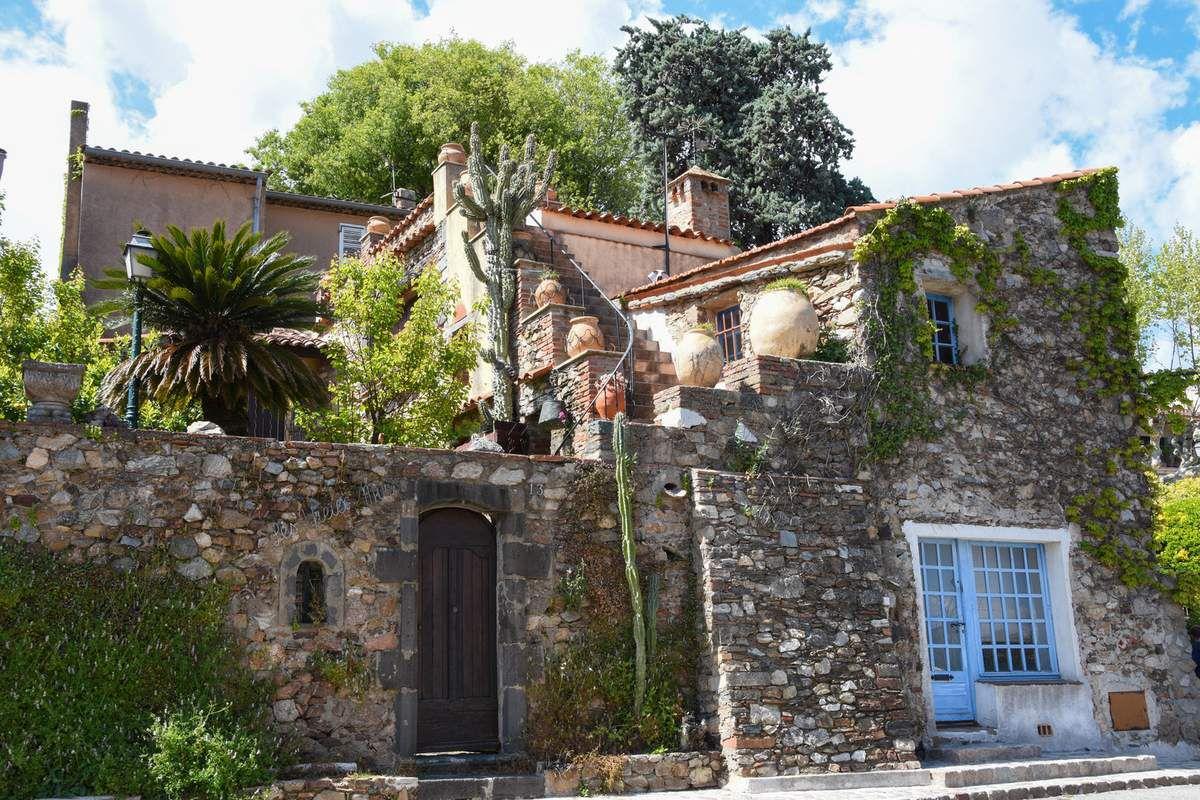 Village de Grimaud