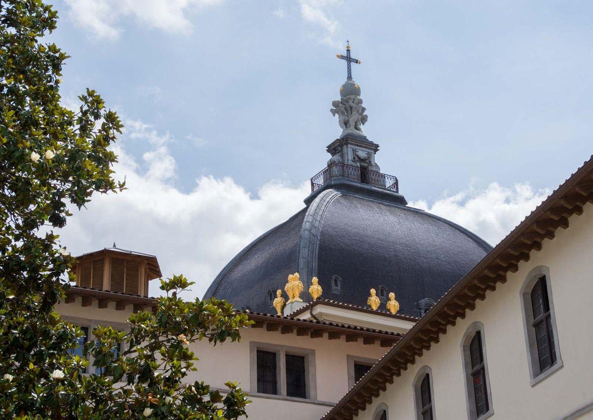 La presqu'ïle et le Grand Hôtel Dieu