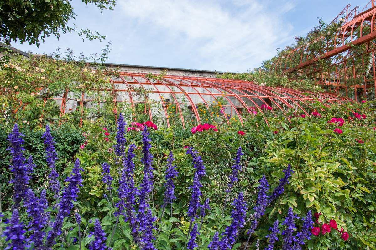 Le jardin de Lacroix Laval
