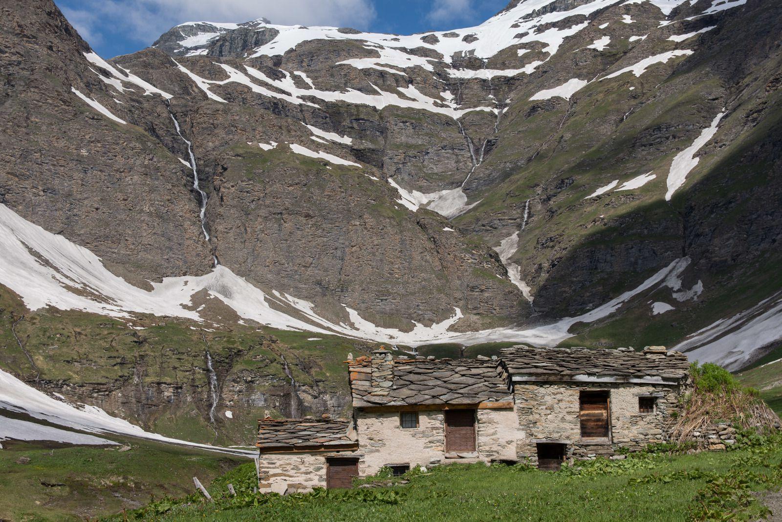 Alpage du Vallon d'en Haut