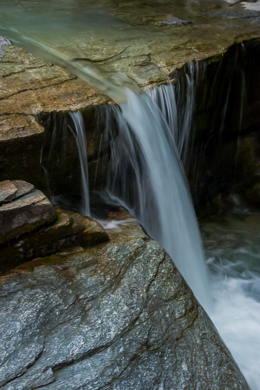 La cascade du pont de Lame - Bonneval