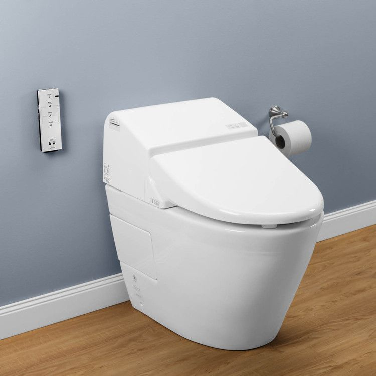 Toto toilet with compact design - Ultimate Toilet Reviews 2017
