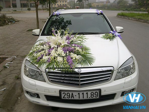 Thiết kế xe hoa đẳng cấp đem đến buổi lễ trọn vẹn